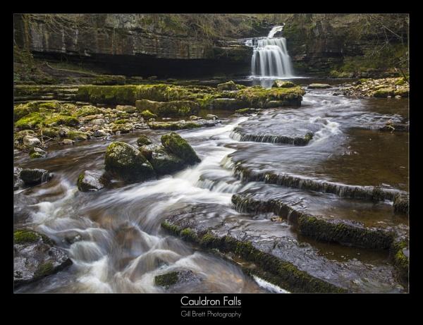 Cauldron Falls by GillyB