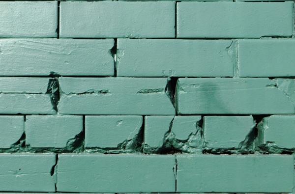 Painted Over The Cracks by RysiekJan