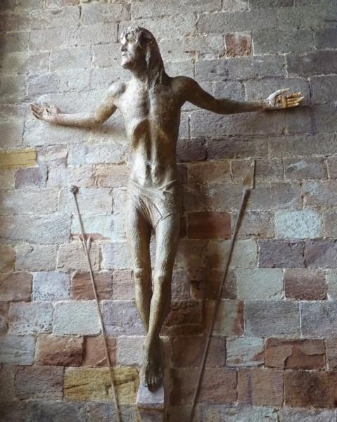 Crucifixion by BarbaraR