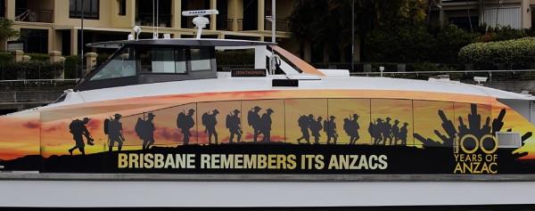 Brisbane Boats by NeilSchofield