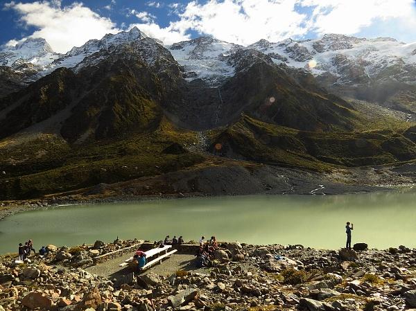 Hooker Glacier Lake 3 by DevilsAdvocate