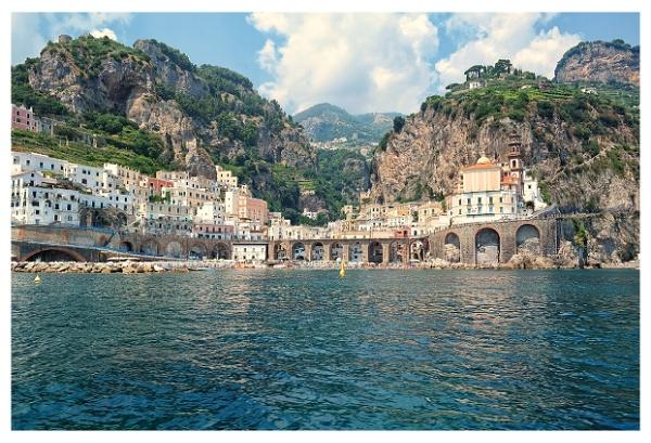 Amalfi by K4RL