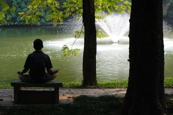 Meditation by Merlin_k
