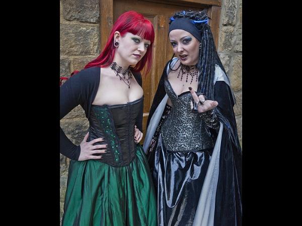 Goth weekend soon by stevenb