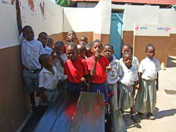 Kenyan Village School 2 by AH5310