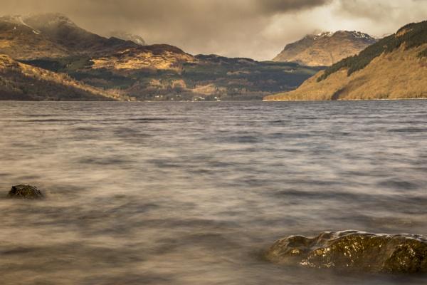 Rowardennan Loch Lomond by DavyB