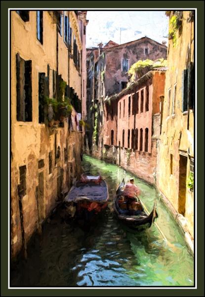 Venice back street 2 by jimmymack