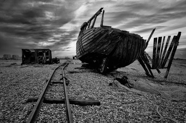 Along the Tracks by Nikonuser1