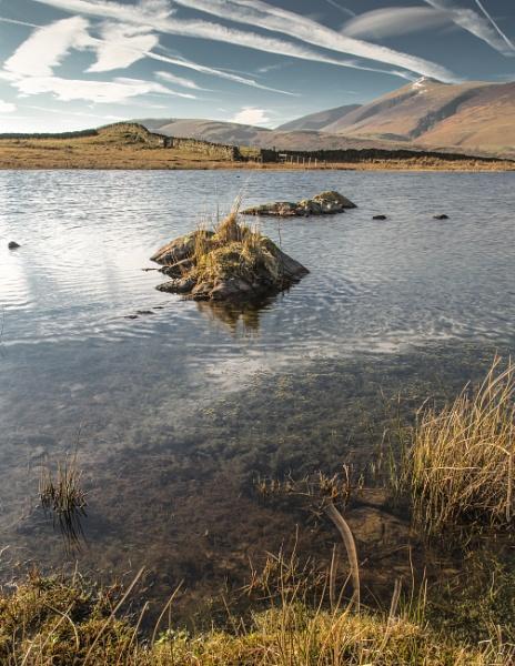 At Tewet Tarn, Lake District by RobertTurley