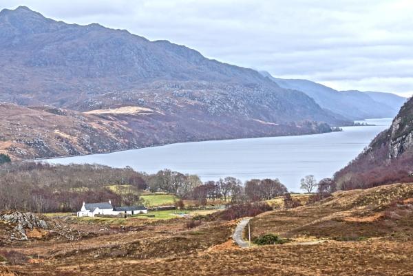 Loch Maree. by macprints