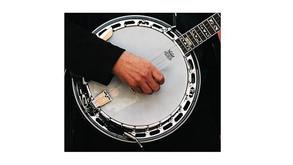Electric Banjo by IreneClarke