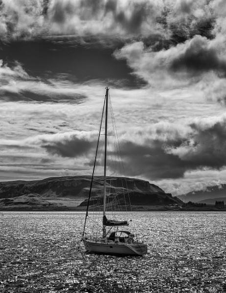 Sailing Boat. by Umberto_V