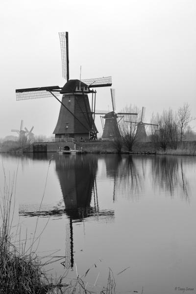 Wind power by TonnyServaas