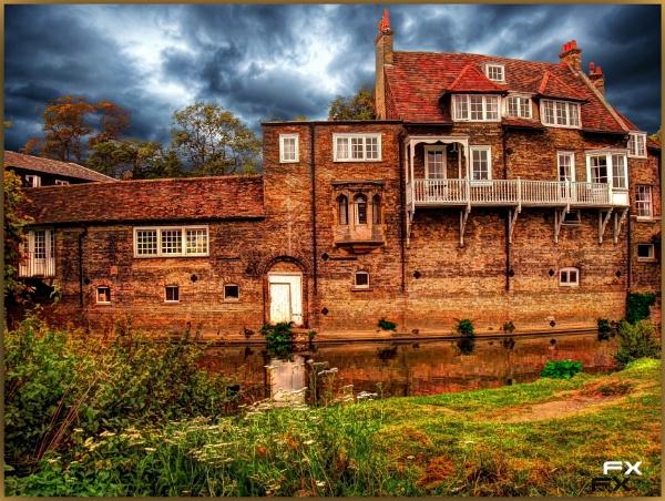Incredible House in Cambridge