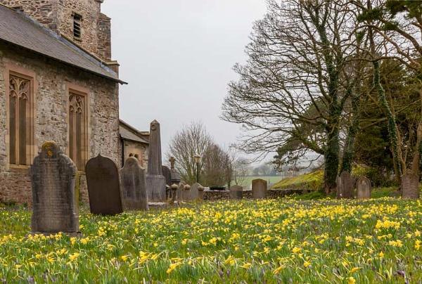 pennington church by STUARTHILL758