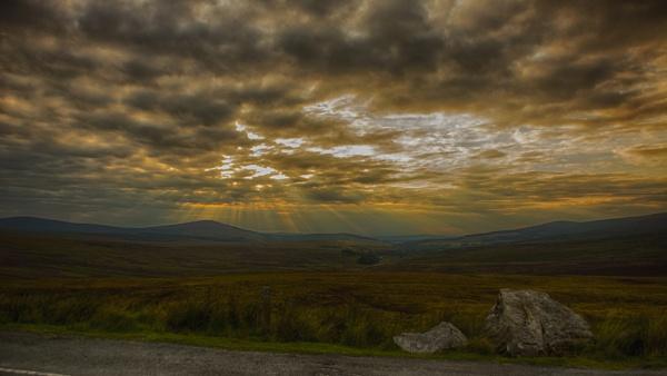 Wicklow Mountains 2 by zwarder