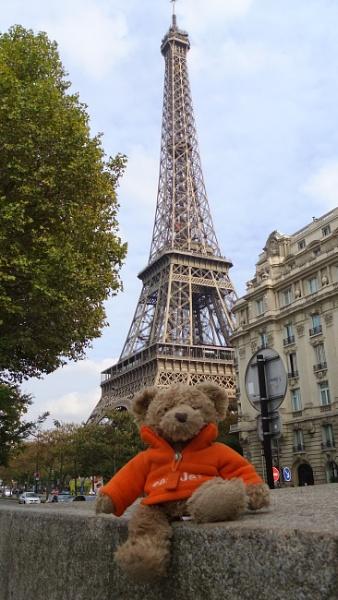 Gulliver in Paris