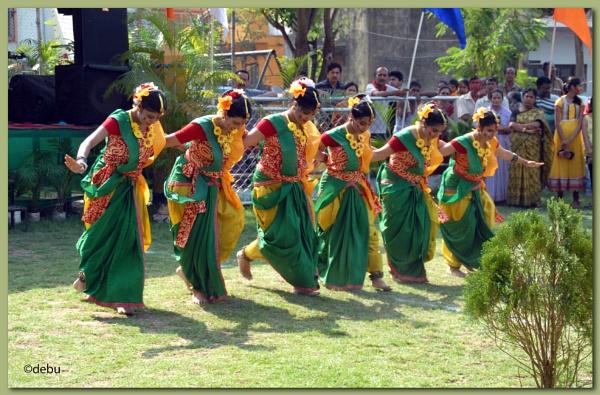 Basant Utsav (Holi / Spring Festival)...2 by debu