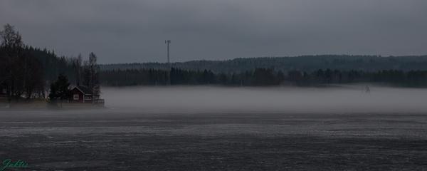 Ice mist by jaktis