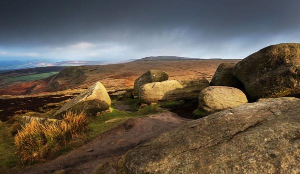 Tor Rocks by Trevhas