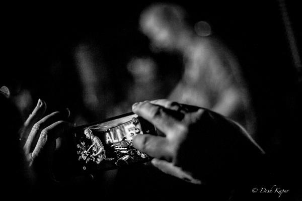 Through the Phone by deshkapur