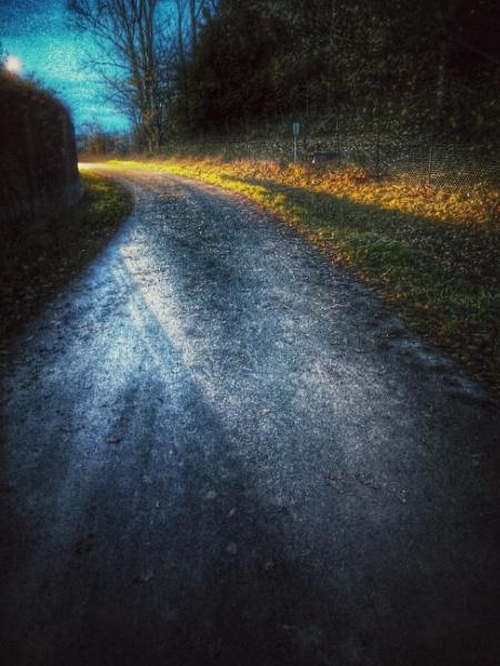 evening walk by BelloBaer