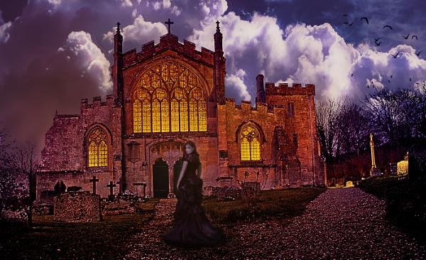 Edington Church by biglog