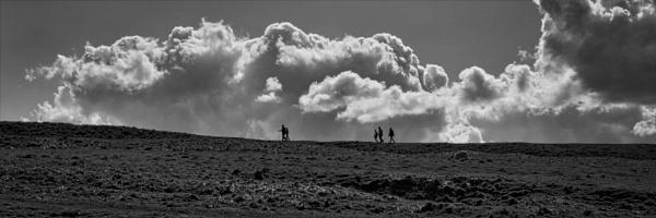A walk on a hill by Kempsfordbiker