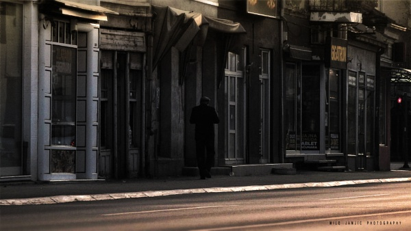 Shadows of the city III