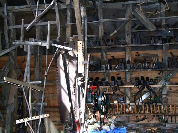 Carpenters workshop by Cephus