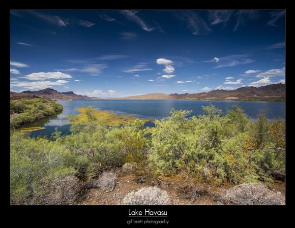 Lake Havasu by GillyB