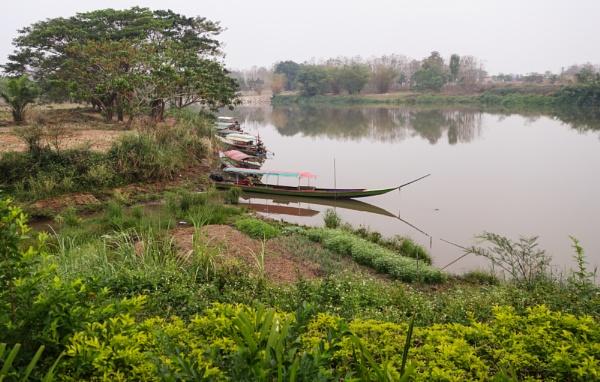 Morning Boats by Merlin_k
