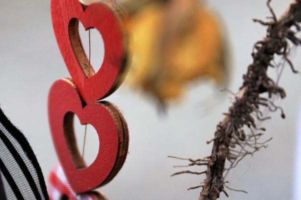 love hearts by HoneyT