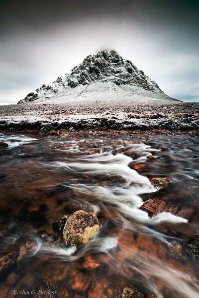 Stob Dearg by Tynnwrlluniau