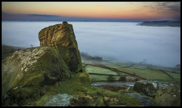 Derbyshire Dawn by DJSpiderpig