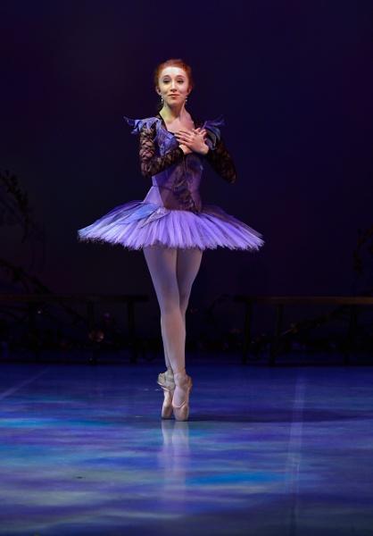 The Lilac Fairy (Hannah Mae Cruddas) by DouglasMorley