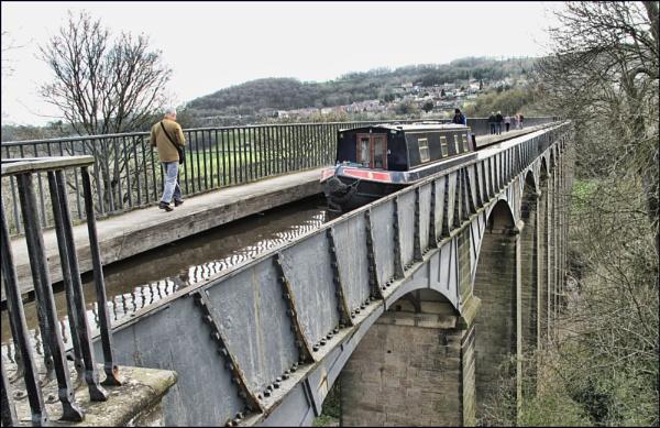 Pontcysyllte Aqueduct and Canal. by stocksbridge