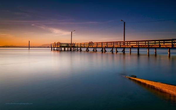 Crescent beach by RobDem