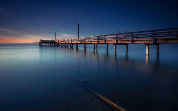 Pier of ghosts by RobDem