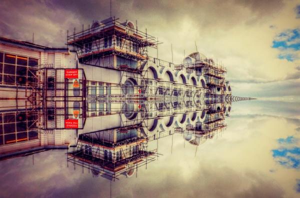Southsea Pier by micksurrey