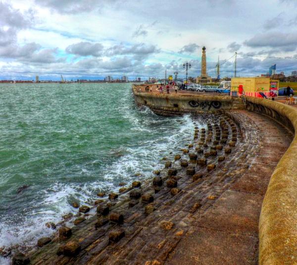 Southsea Sea front by micksurrey
