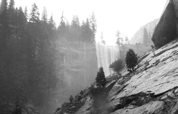 Yosemite by shishidog