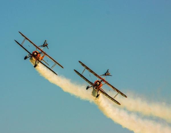 wing walkers by arnieg