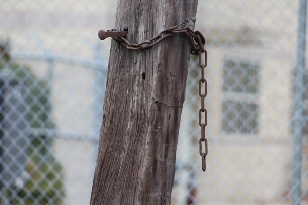 spike and chain by lude69dotcom