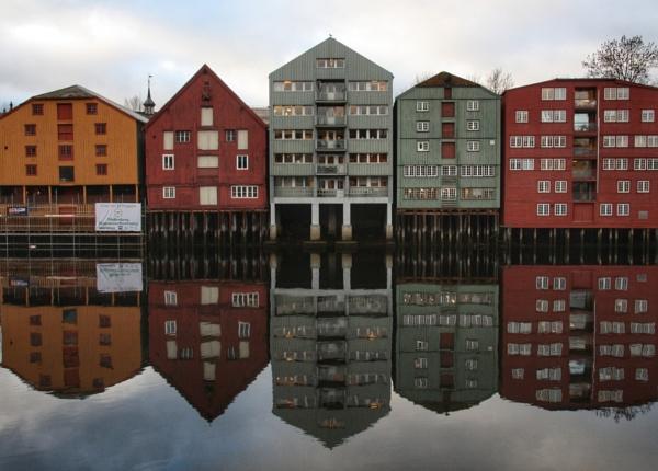 Trondheim 2 by jocas