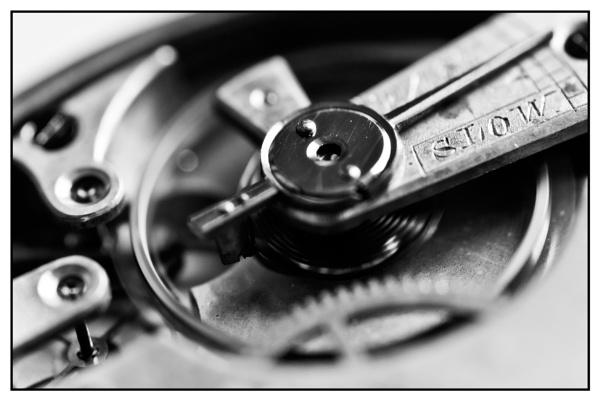 Pocket Watch II by EddieAC