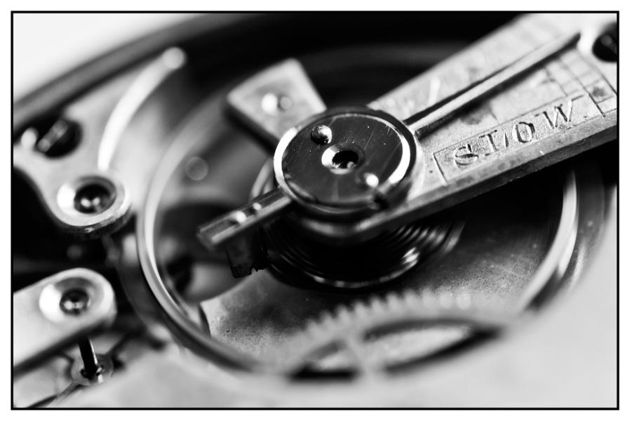 Pocket Watch II