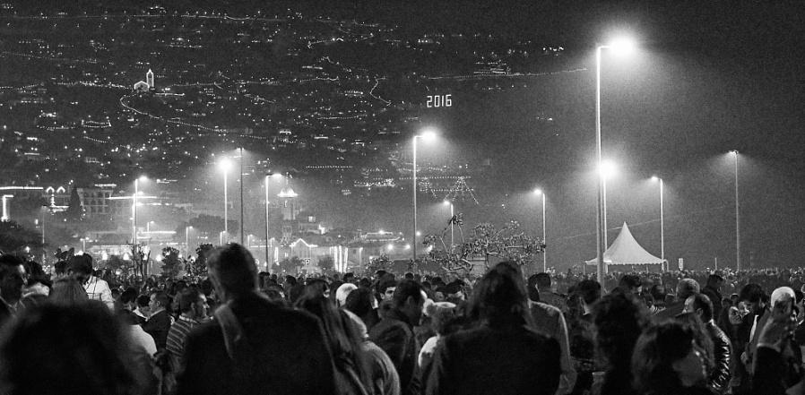 Funchal New Year