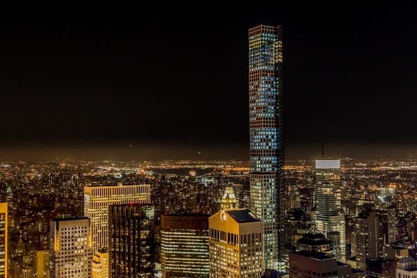 432 Park Avenue, New York by MalcolmS