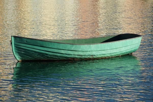 Fishing Boat by jinstone